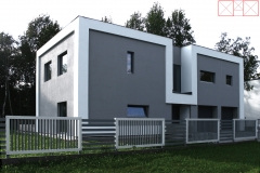 41 double square GEOMETRY HOUSE