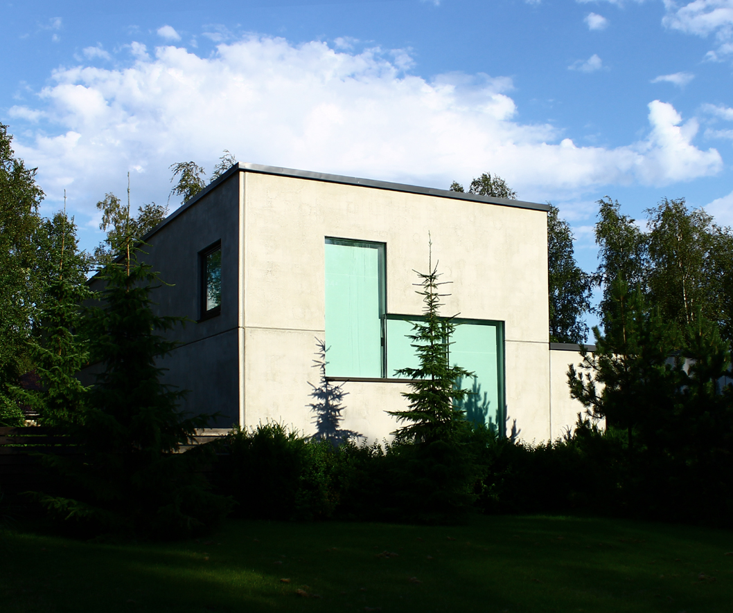 Arhitektuur era s m realarhitektid for Prefab concrete house