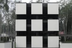 12 cube house