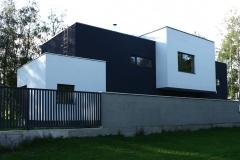 12 cubics house
